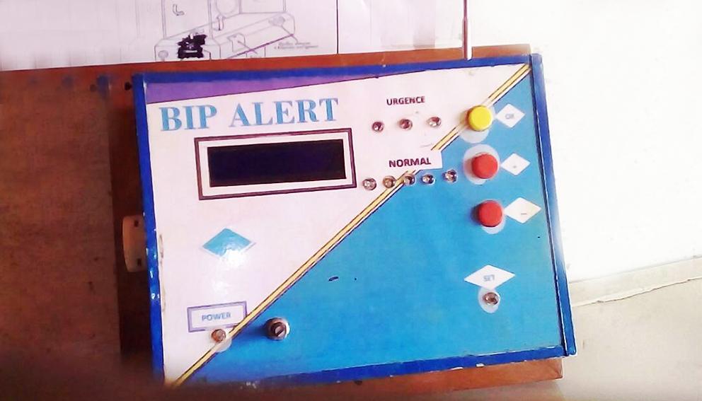 Bip alert