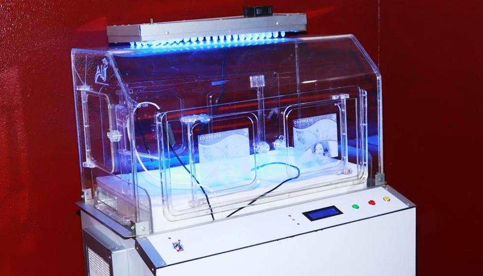 Couveuse néonatale interactive